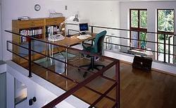 Okna i plan domu