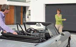 Napęd do bramy garażowej - wybierz automatykę do bram