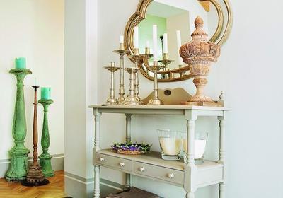Lustra do przedpokoju. Wybierz lustro stylowe, ozdobne lub stojące. ARANŻACJE przedpokojów