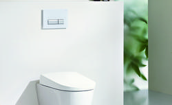 Elegancka i komfortowa - toaleta myjąca