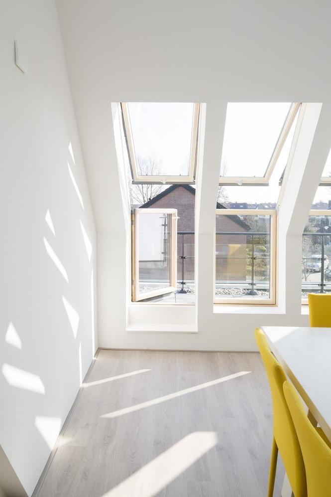 Okna balkonowe VELUX