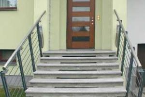 Jak zrobić schody metalowe zewnętrzne