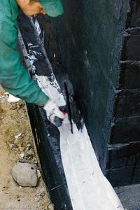 Naprawa izolacji ściany fundamentowej
