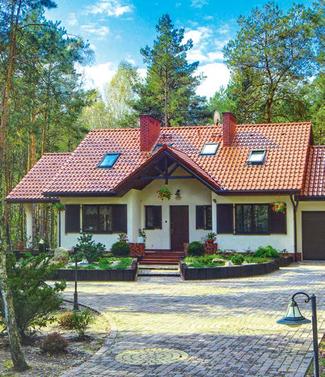 Dom jednorodzinny z poddaszem