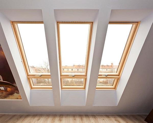 Montaż okien połaciowych