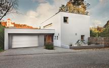 Bramy garażowe do domów energooszczędnych i pasywnych