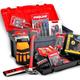 3x zestaw narzędzi Proline (skrzynka i narzędzia) - wartość 640 złotych