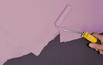 Krok IV - Nanoszenie farby lateksowej