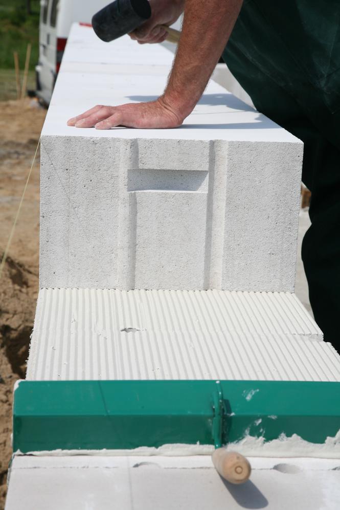 izolacyjność akustyczna ścian z betonu komórkowego