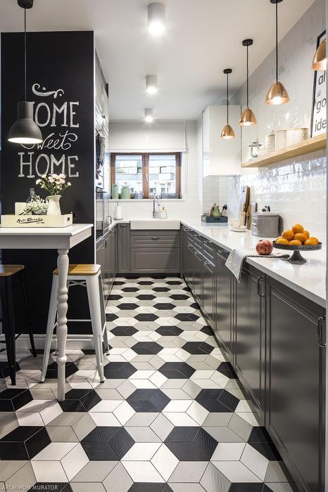 Projektowanie kuchni w nowym mieszkaniu. Szybka, łatwa i bezpieczna praca w dobrze zaprojektowanej kuchni