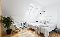 Sypialnia na poddaszu. Pomysły na ciekawą aranżację poddasza