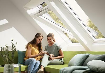 Okna sterowane elektrycznie – pierwszy krok do inteligentnego domu