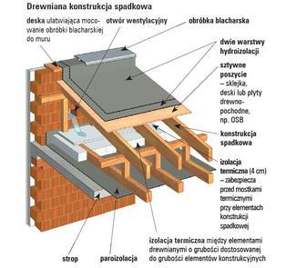 Płaski dach na topie