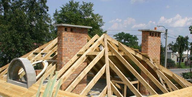 Jak zbudować komin z cegły