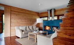 Połączenie kominka i kolektorów: sposób na ekologiczne ogrzanie domu