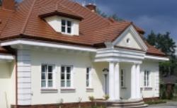 Dom wykończony detalami