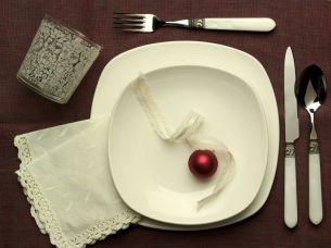 Nakryto do świąt - biele i brązy