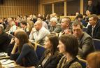 <p>W panelu uczestniczyli także architekci biorący udział w konkursie.</p>