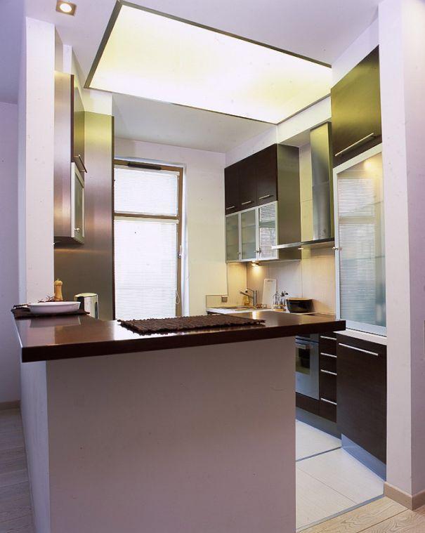 Galeria artykułu Radzimy, jak urządzić kuchnię połączoną   -> Kuchnia Z Salonem Jak Urządzić
