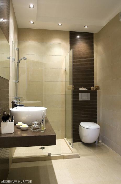 Galeria zdjęć - 13 pomysłów na małą łazienkę. Galeria inspirujących zdjęć - zdjęcie nr 7 ...
